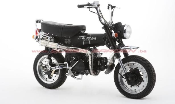 SKYTEAM Skymax Pro 125cc