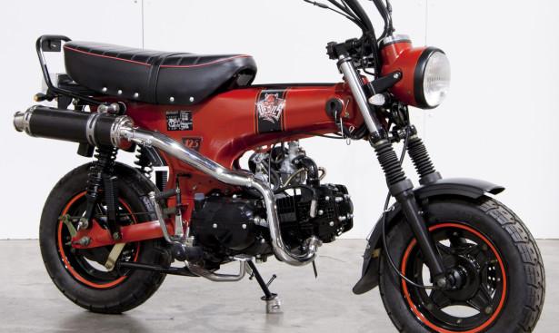 SKYTEAM Skymax Flat-S 50cc