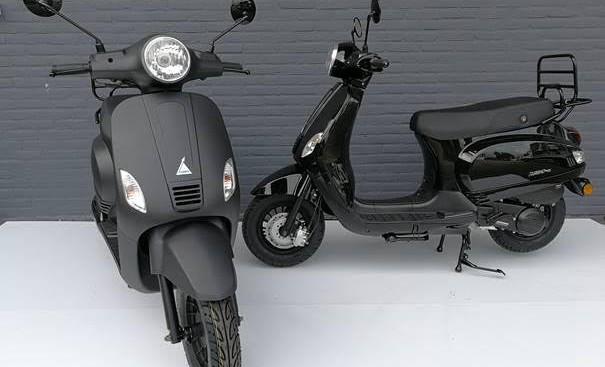 Zanzara Marsala 125cc E4 CBS