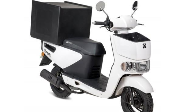 Cargo Delivery 50cc Euro 4